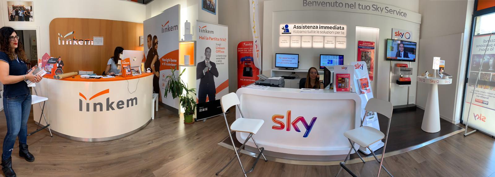 Sky wifi a Catania