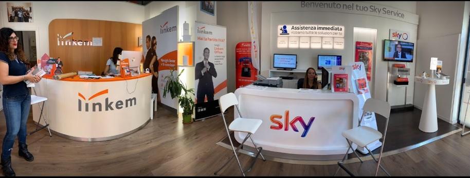 Sky wifi a Modica